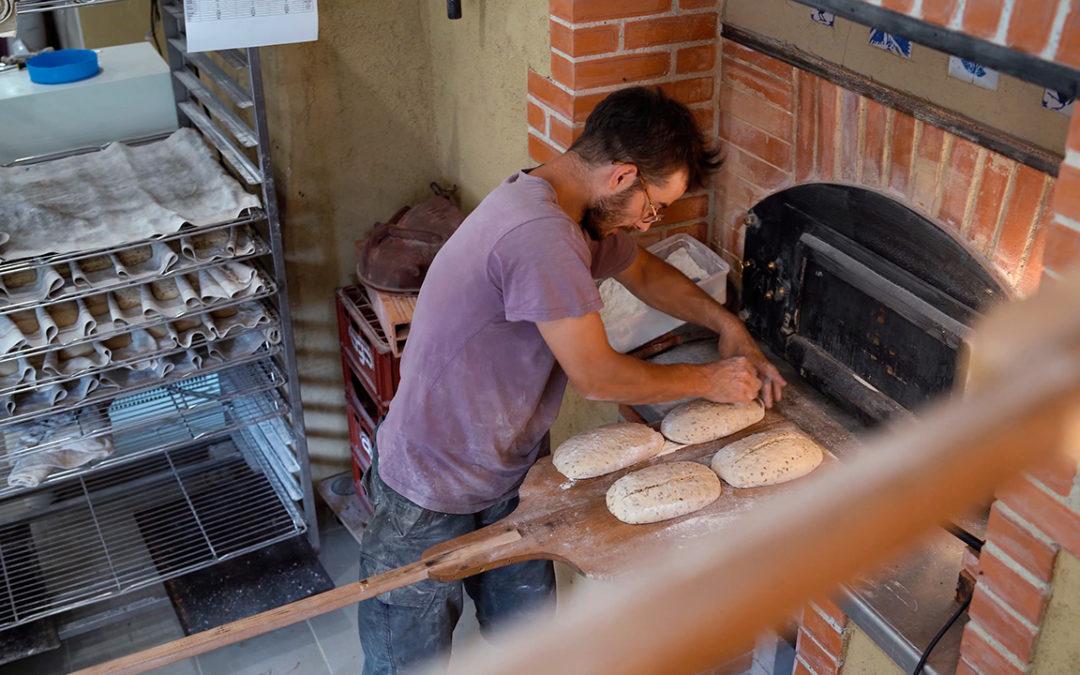 GAEC Pietometi, Paysan boulanger